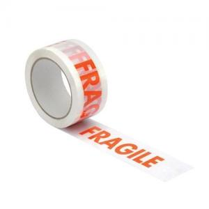 5 Star Printed Tapes - Fragile 50mmx66m
