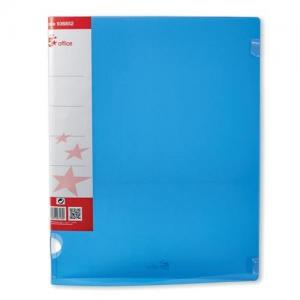 5 Star Office Translucent Ring Binder