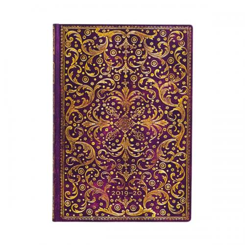 Paperblanks Midi 18-Month Week at a Time Flexi Diary 2019-20