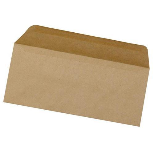 5 Star Office Manilla DL Envelopes (Pkd 1000)