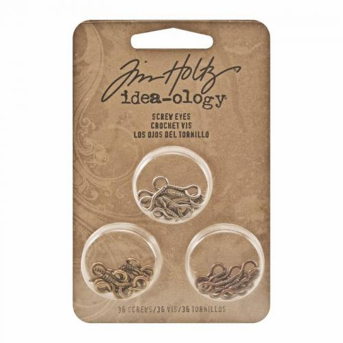 Tim Holtz Screw Eyes