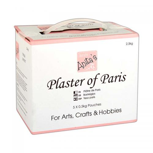 Anita's Plaster of Paris (2.5kg)
