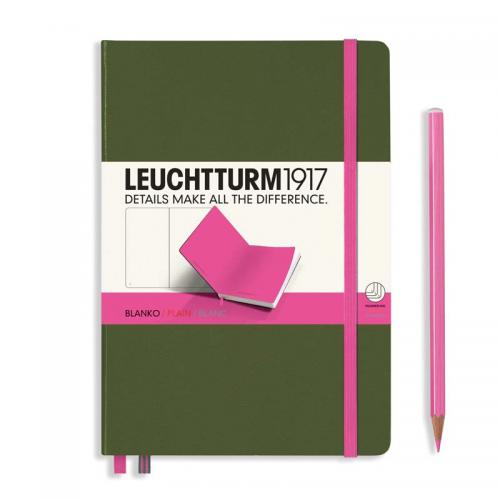 Leuchtturm 1917 Bicolore Medium Notebook A5