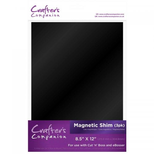 Crafter's Companion Machine Plates - Magentic Shim