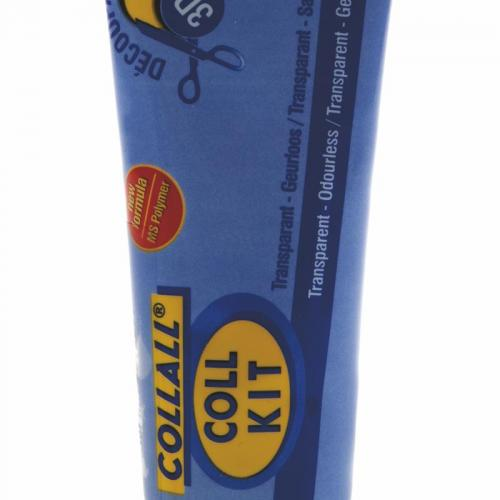Collall Odourless 3D glue No tools 80ml