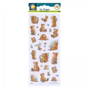 Craft Planet Fun Stickers - Huggable Bears