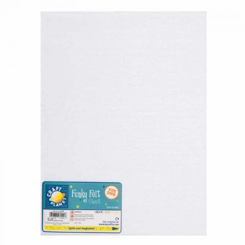 "Craft Planet 9 x 12"" Acrylic Felt (24 Pack)"