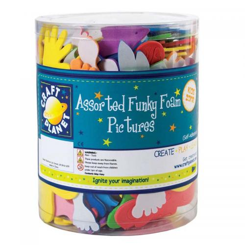 Craft Planet Funky Foam Tub - Pictures