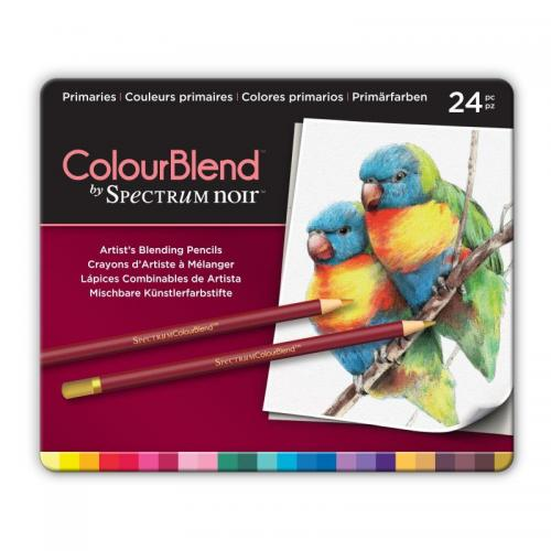 Spectrum Colourblend pencil set