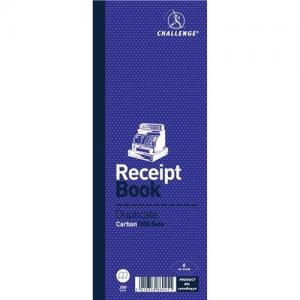 Challenge Carbonless 4 to View Duplicate Receipt Book