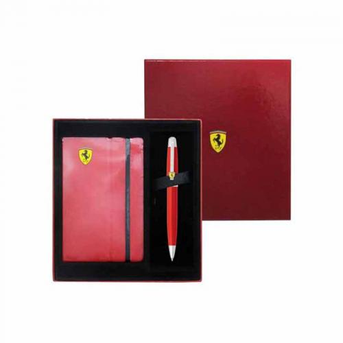 Ferrari 500 Ballpoint & Journal Set