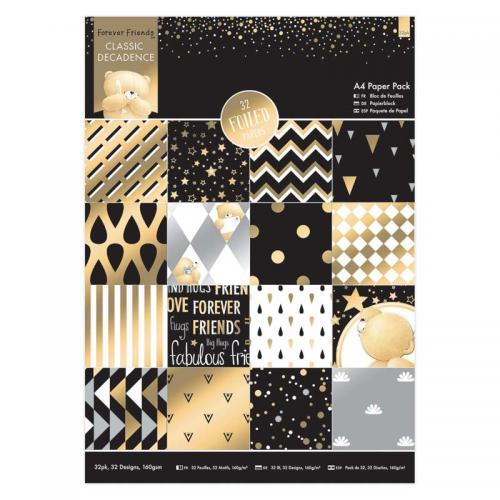 Forever Friends Paper Pack (32pk) - Classic Decadence