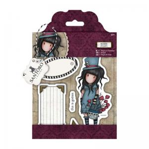 Gorjuss Rubber Stamps - The Hatter