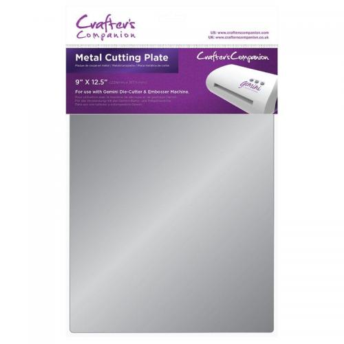Crafter's Companion Machine Plates - Metal Cutting Plate