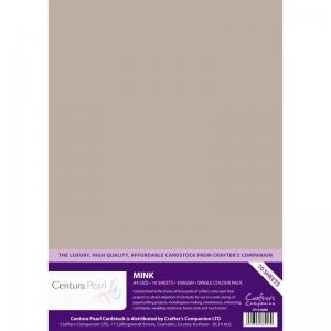 Crafter's Companion Centura Pearl Single Colour (10 sheets)
