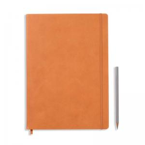 Leuchtturm 1917 Geniune Leather Master Notebook A4+
