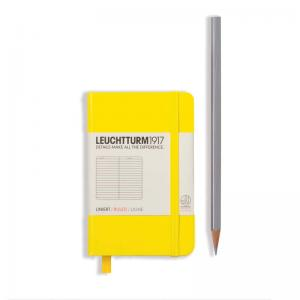 Leuchtturm 1917 Mini (A7) Notebook