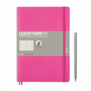 Leuchtturm 1917 Softcover Composition (B5) Notebook