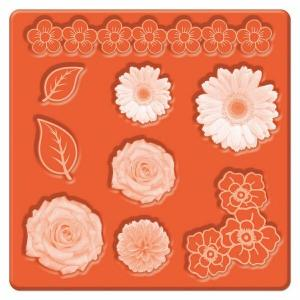 Mod Podge Mold - Flowers