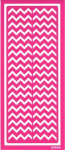 Mod Podge Peel & Stick Stencil - Chevron