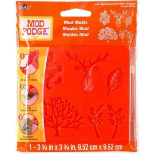 Mod Podge Mold - Mystical Forest