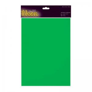 Papermania A4 Cardstock (20pk) - Neon