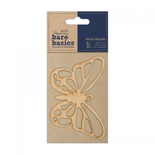 Papermania Wood Shapes - Butterfly