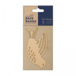 Papermania Wood Shapes - Dove