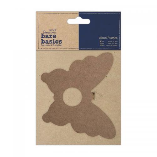 Papermania Wood Frames - Butterfly