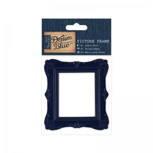Picture Frame - Denim Blue