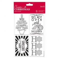 135 x 195mm Mini Clear Stamps - Gift Tags