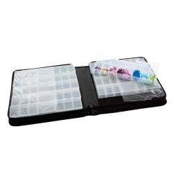 Itty Bitty Organiser (70 Compartments) - Black