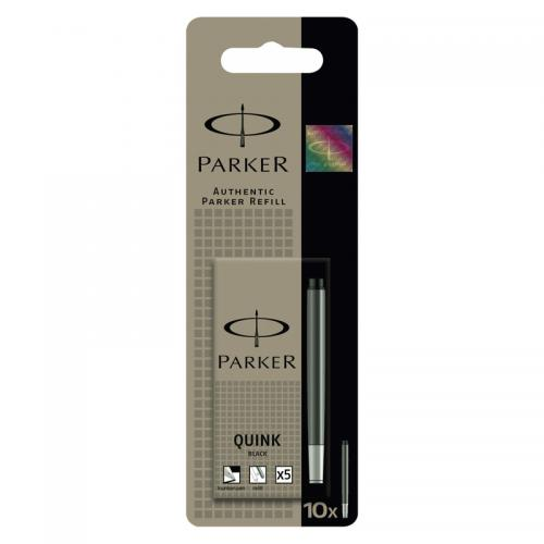 Parker Quink Ink Cartridges (10 Pack)