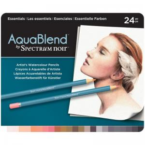 Spectrum Aquablend pencil set