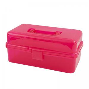 Pink Caddy (Matching Tray, Handle & Catch)