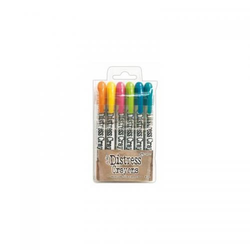 Ranger Distress Crayons