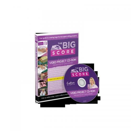 The Big Score Video Tutorial CD-ROM