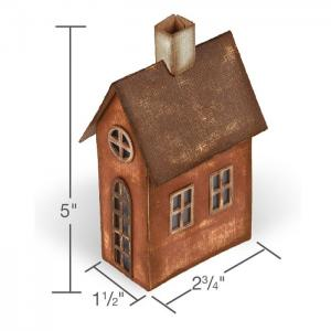 Sizzix Bigz XL Die - Village Brownstone