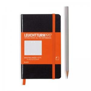 Leuchtturm 1917 Whitelines Pocket (A6) Notebook
