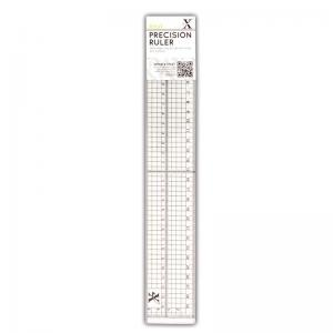 Xcut 30cm Precision Ruler (Metal Edge Inlay)