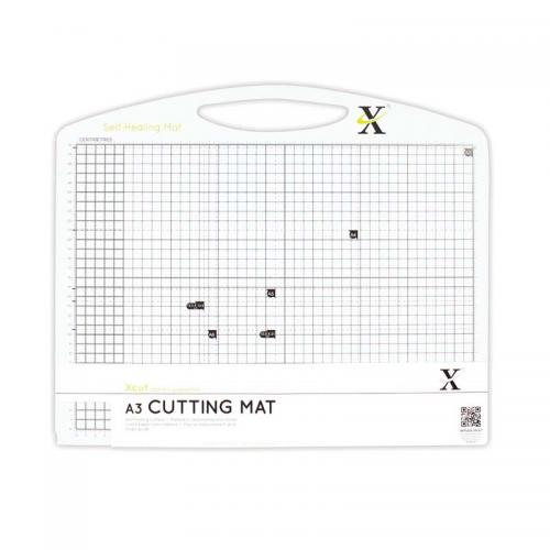 Xcut Self Healing Duo Cutting Mat - Black & White