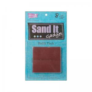 Sand It Gadget Tool sandpaper refill pack