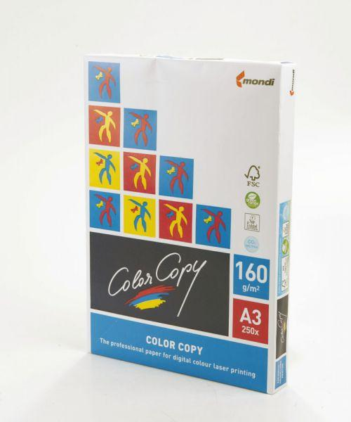 Color Copy Lightweight Card White FSC4 A3 160gm (250 Sheets)