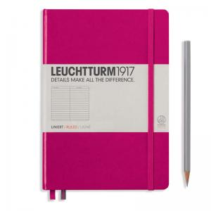 Leuchtturm 1917 A5 Notebook – Berry Ruled