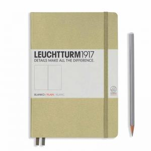 Leuchtturm 1917 Medium (A5) Notebook Plain