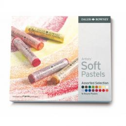 We hold a large range of sets of pastels either oil or soft pastels.  They come in a variety of sets, some for landscapes some for portraits. From student to artists' quality.