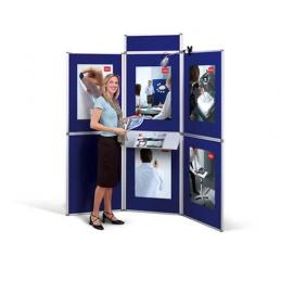 <p>To set up your exhibit we can supply a range of show boards, suitable for use with hook and loop fasteners, in a variety of sizes and panels.  We can supply display boards in various sizes.</p>