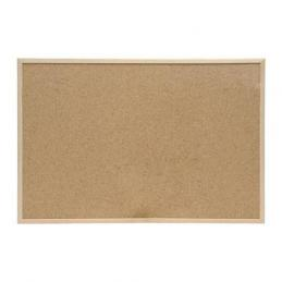 Cork boards are available in a variety of sizes with some even magnetic.  They come in a range of different qualities suitable for all needs.