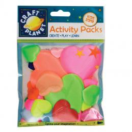 We carry a range of craft planet shapes numbers and letters ideal for so many uses.