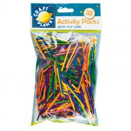 Within this section you will find a range of pegs in a variety of colours also we have a range of sticks which are very popular for adults and children alike.